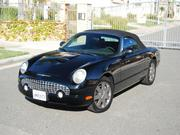 Ford Thunderbird 2002 Ford Thunderbird SUPERB!