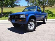 1983 TOYOTA Toyota Other SR5 Standard Cab Pickup 2-Door